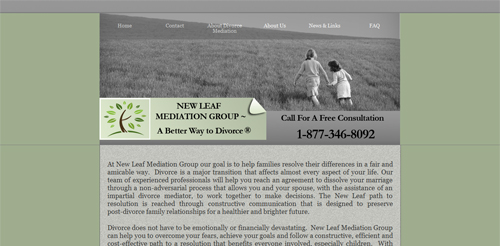 New Leaf Mediation Group