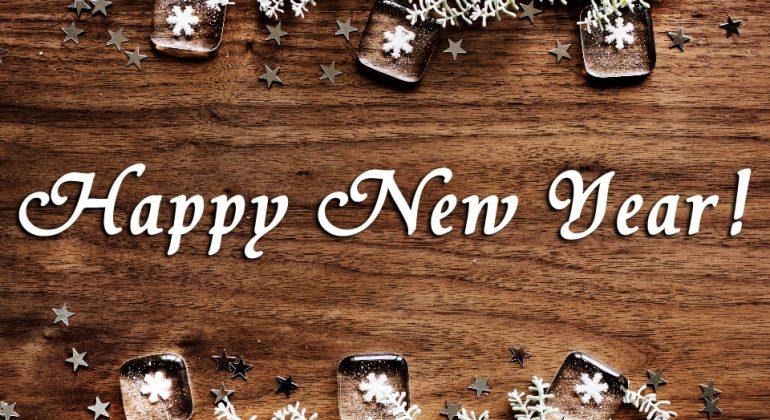 Happy New Year! :)